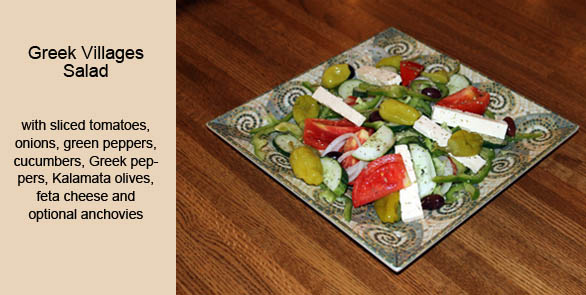 Greek Villages Salad